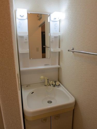 レピュートMF / 103号室洗面所