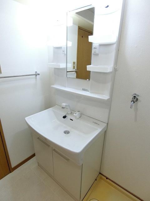 シャトレ壱番館 / 102号室洗面所