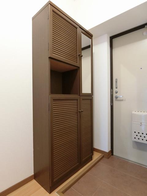 シャトレ壱番館 / 503号室玄関