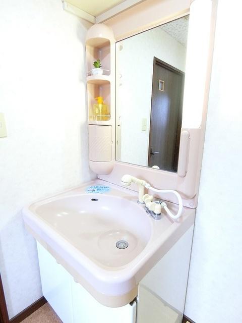 シャルマン観世Ⅱ / 201号室洗面所