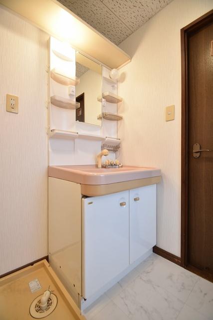シャルマン観世Ⅱ / 302号室洗面所