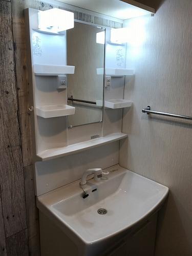 ドミール水城 / 305号室洗面所