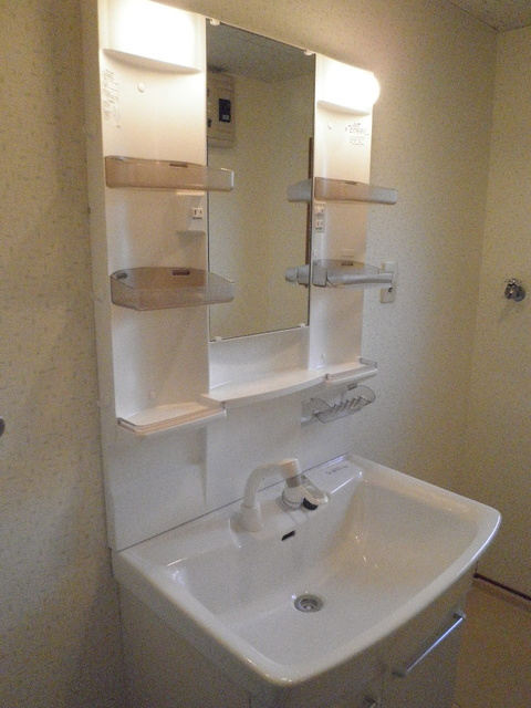 パストラル杉塚 / 101号室洗面所