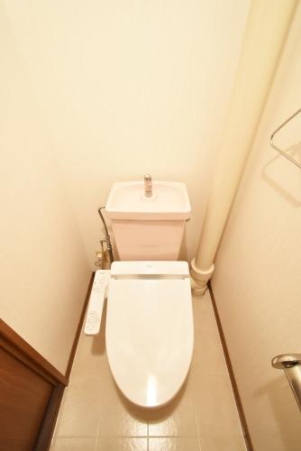 パストラル杉塚 / 201号室トイレ