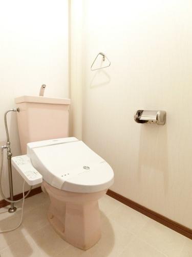 パストラル杉塚 / 401号室トイレ