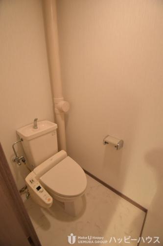 サンハイツ塔原 / 205号室トイレ