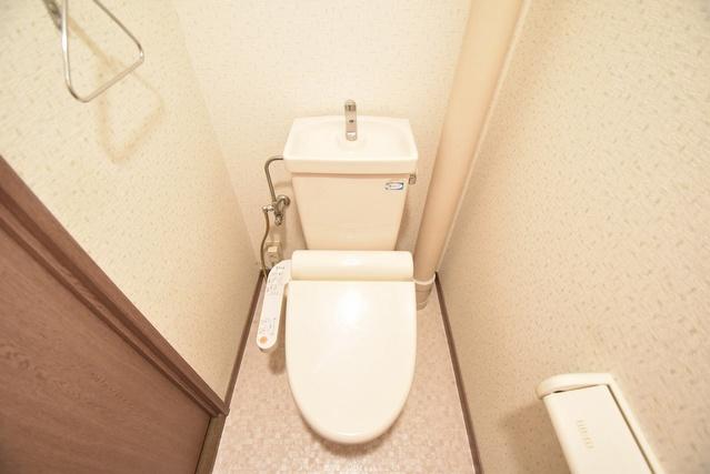 サンハイツ塔原 / 401号室トイレ