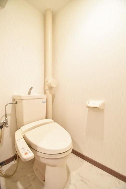 サンハイツ塔原 / 402号室トイレ