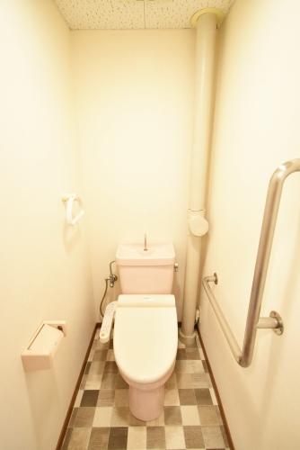 サンハイツ公園通り / 101号室トイレ