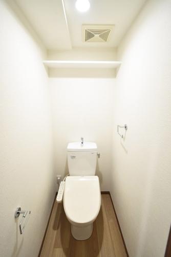 サンライズ天拝 / 303号室トイレ