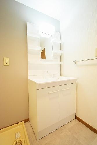 ファミーユ筑紫 / 302号室洗面所