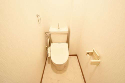 シャルム瑞雲 / 303号室トイレ