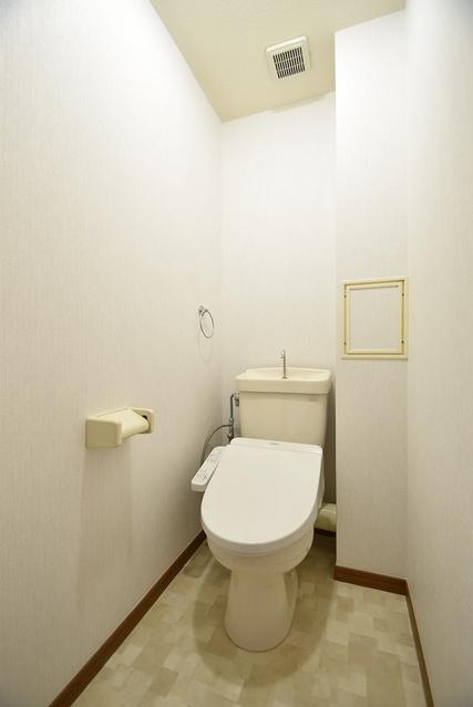 シャルム瑞雲 / 402号室トイレ