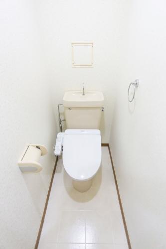シャトレ弐番館 / 102号室トイレ