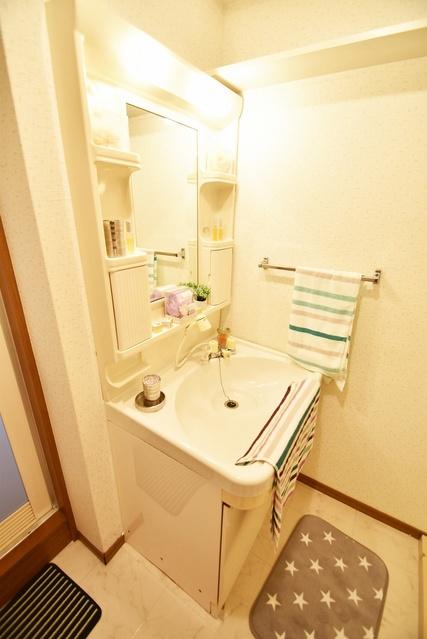 シャトレ参番館 / 301号室洗面所