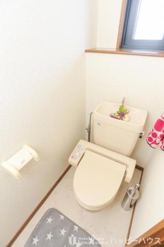 アネックスけやき通り / 503号室トイレ