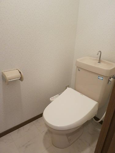 グランドソフィア20 / 502号室トイレ