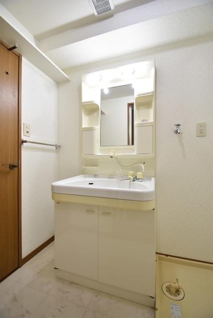 シャトレ天拝 / 403号室洗面所
