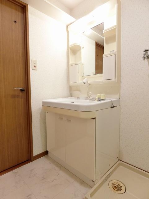 シャトレ天拝 / 605号室洗面所