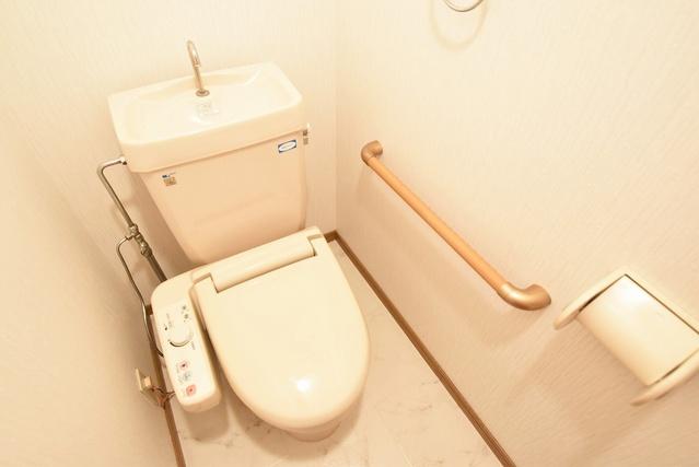 プレステージ塔原 / 406号室トイレ