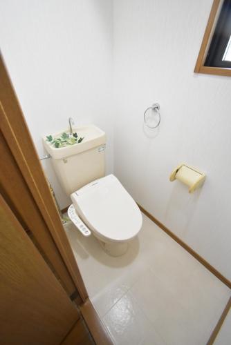 プレミール筑紫 / 202号室トイレ