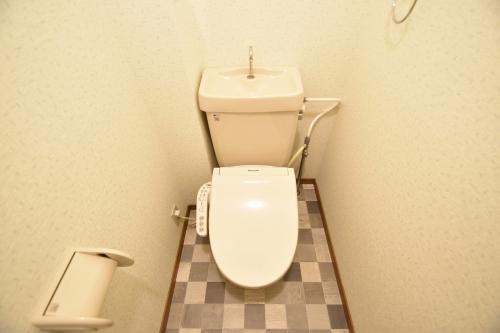 フレア水城 / 106号室トイレ