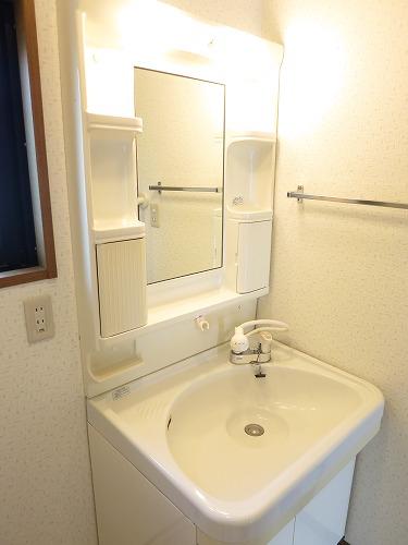 フレア水城 / 202号室洗面所