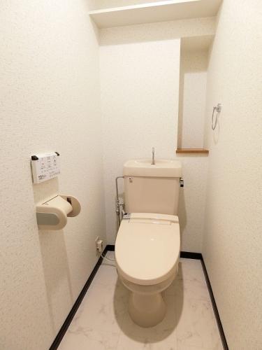 ディナスティⅧ / 103号室トイレ