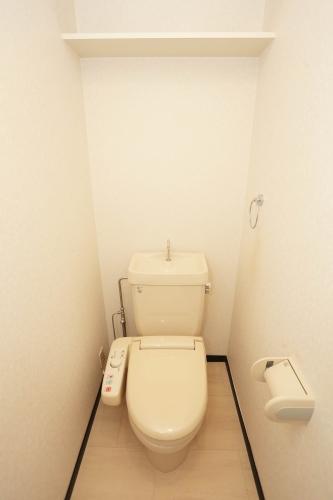 ディナスティⅧ / 606号室トイレ