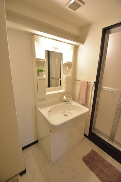 カサグランデ筑紫 / 801号室洗面所