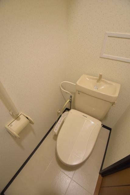 カサグランデ筑紫 / 802号室トイレ