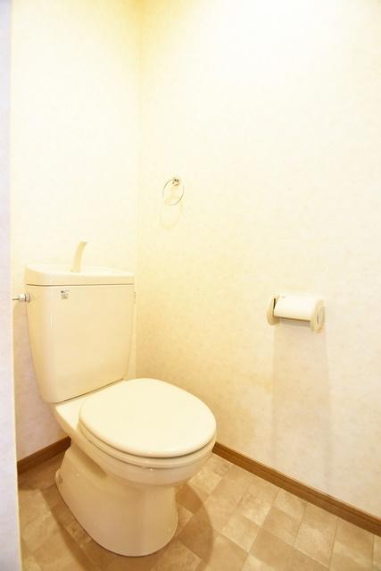 パルメゾン二日市 / 101号室トイレ