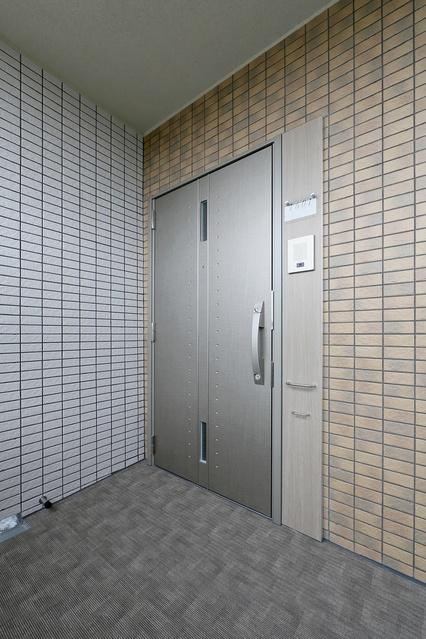 エルマーナⅡ / 201号室玄関