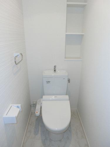 アミューザン水城 / 501号室トイレ