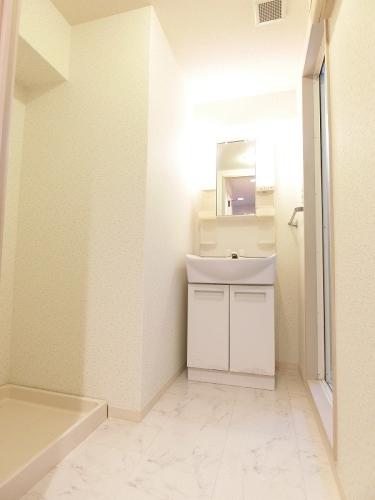 プレジール天拝 / 703号室洗面所