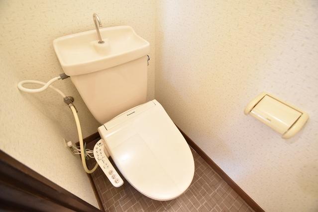 サンライトハイム(ペット可) / 102号室トイレ
