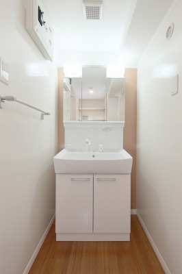 ピエトラ ビアンカ / 402号室洗面所