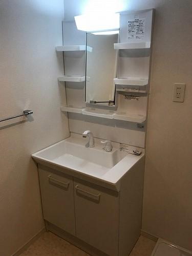 パークサイド橘 / 201号室トイレ