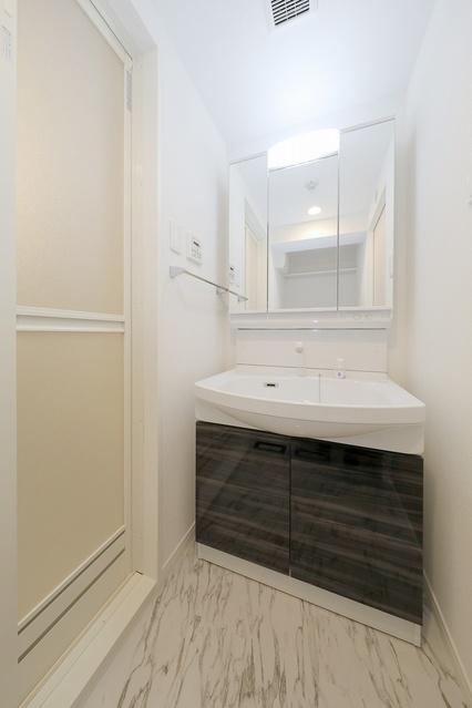 仮)プレアev湯町3丁目マンション / 510号室洗面所