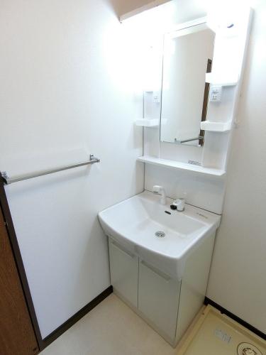 シティハイツ萩尾 / 305号室洗面所