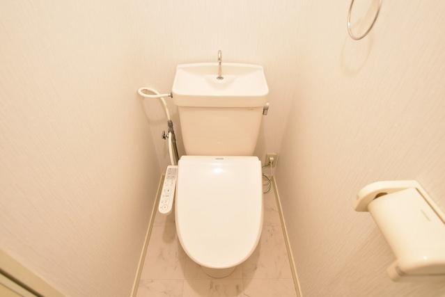 レピュートMF / 205号室トイレ