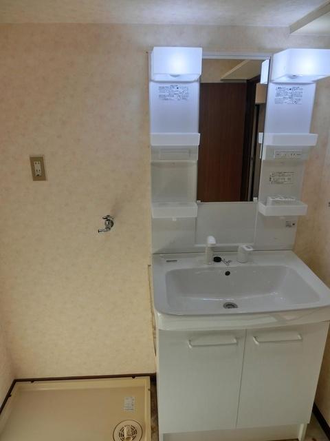 シャトレ壱番館 / 301号室洗面所