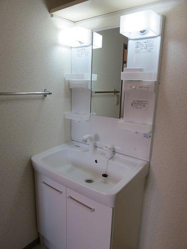 ドミール水城 / 301号室洗面所