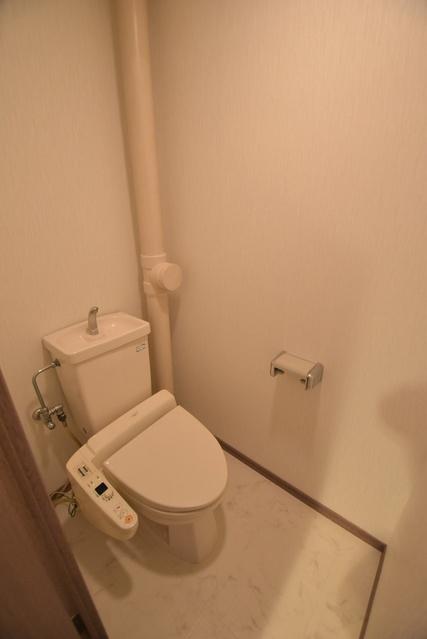 サンハイツ塔原 / 105号室トイレ