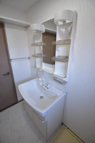 サンハイツ塔原 / 201号室洗面所