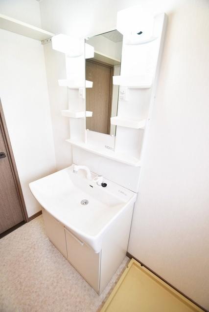 サンハイツ塔原 / 401号室洗面所