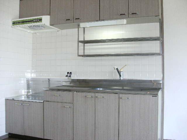 シャトレ針摺Ⅱ / 303号室キッチン