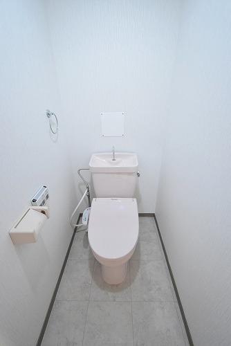 エクセレント中嶋Ⅱ / 102号室トイレ