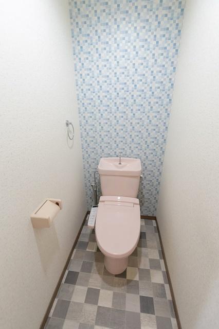 エクセレント中嶋Ⅱ / 205号室トイレ