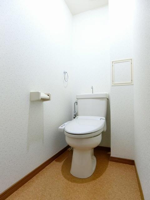 シャルム瑞雲 / 102号室トイレ